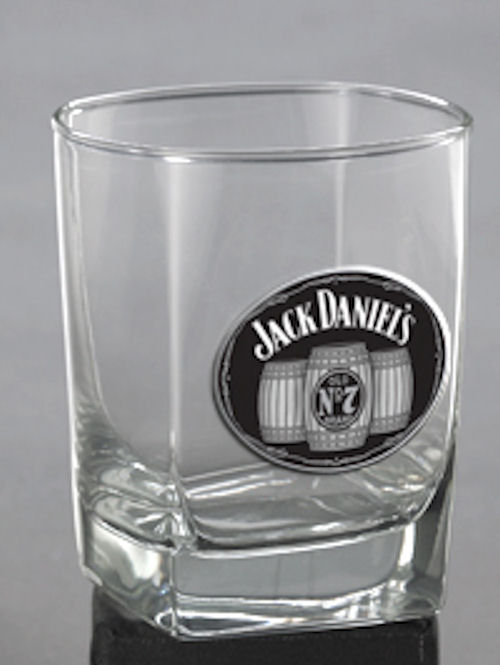 JACK DANIELS GLASS 5246JD